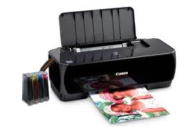 Принтеры Canon с СНПЧ
