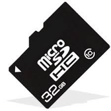 MicroSD 32Gb — настоящий кладезь для информации